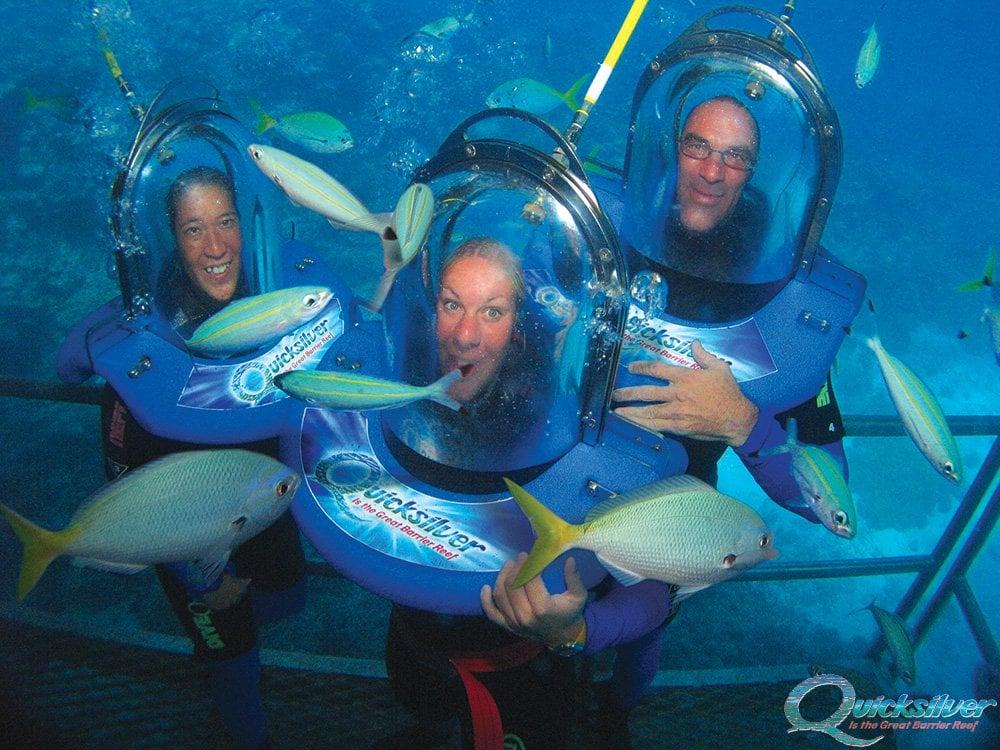 Ocean Walker great barrier Reef