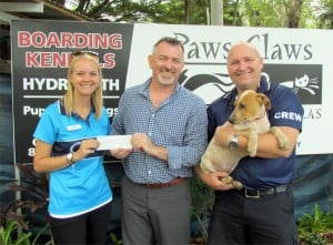 Paws & Claws fundraising