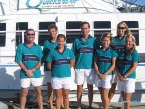 Reef Biosearch team